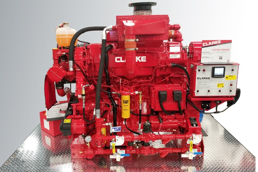 New CAT18 Engine Series